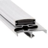 Beverage-Air 703-963D-15 Equivalent Magnetic Drawer Gasket - 11 inch x 24 inch