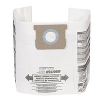 Workshop WS32090F2 5-9 Gallon Dust Collection Bag - 4/Pack