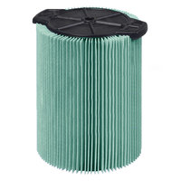 Workshop WS23200F2 5-16 Gallon HEPA Wet / Dry Vacuum Filter - 2/Pack