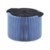 Workshop WS12045F2 3-4.5 Gallon Fine Dust Wet / Dry Vacuum Filter - 2/Pack