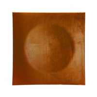10 Strawberry Street LACPR-12SQ 12 inch Lacquer Square Copper Charger Plate