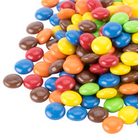 Chocolate Micro Mini Gems Topping - 15 lb.