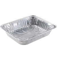 Choice 1/2 Size Foil Deep Steam Table Pan - 20/Pack