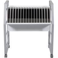 Luxor LOTM16 16 Tablet / Chromebook Open Charging Cart