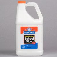 Elmer's EPIE340 1 Gallon White Liquid School Glue