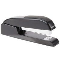 Universal UNV43138 20 Sheet Black Executive Full Strip Desktop Stapler