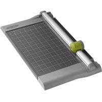 Swingline 9512 SmartCut Pro 10 1/4 inch x 17 1/4 inch 10 Sheet Rotary Paper Trimmer with Metal Base
