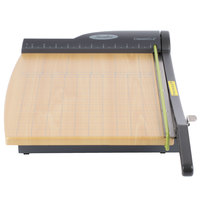 Swingline 9115 ClassicCut Pro 12 inch x 15 inch 15 Sheet Guillotine Paper Trimmer with Wood Composite Base