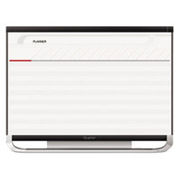 Quartet PP43P2 Prestige 2 Total Erase 48 inch x 36 inch Magnetic Dry Erase Project Planning Board