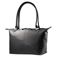 Samsonite 494601041 Jordyn 21 1/4 inch x 12 inch x 7 1/2 inch Black Top Loader Laptop Case / Tote Bag