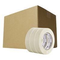 Universal UNV51301CT 1 inch x 60 Yards General Purpose Masking Tape   - 36/Case