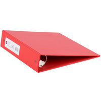 Avery 03510 Red Economy Non-View Binder with 2 inch Round Rings