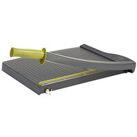 Swingline 9315 ClassicCut Lite 11 inch x 15 inch 10 Sheet Guillotine Paper Trimmer with Plastic Base