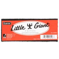 Quartet 804526 Little Giant 5 inch x 2 inch Felt Premium Chalkboard Eraser