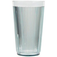 Carlisle 401264 Crystalon Stack-All 12.3 oz. Jade SAN Plastic Tumbler - 12/Case
