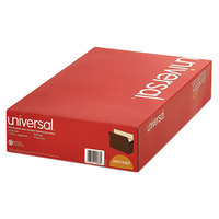 Universal UNV15363 Legal Size File Pocket - 10/Box