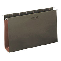 UNV14153 Legal Size Box Bottom Hanging File Folder - 25/Box