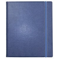 Filofax C1811002 8 1/2 inch x 10 3/4 inch Blue 2019 - 2020 Monthly Planner