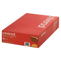 Universal UNV15242 Legal Size File Pocket   - 25/Box