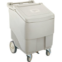 Metro IC125 Mobile Ice Bin - 125 lb. Capacity