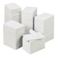Universal UNV35624 4 inch x 6 inch Unruled White Scratch Pad 100 Sheets - 120/Case