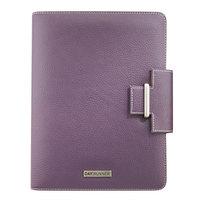 Day Runner 4010214 Terramo 5 1/2 inch x 8 1/2 inch Purple Day Planner