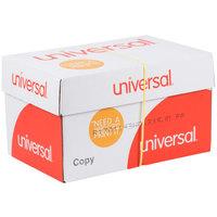 Universal Office UNV28110 11 inch x 17 inch White 20# Copy Paper - 5/Case