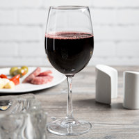 Acopa 12 oz. Flora Wine Glass   - 12/Case