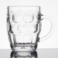 Core 19.25 oz. Dimple Beer Mug - 12/Case