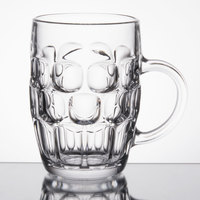 Core 23 oz. Dimple Beer Mug - 12/Case