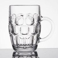Core by Acopa 23 oz. Dimple Beer Mug - 12/Case