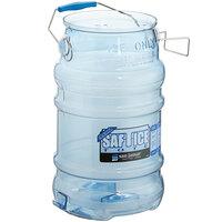 San Jamar SI6000 Saf-T-Ice 6 Gallon Ice Tote