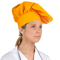 13 inch Gold Chef Hat