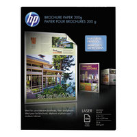 Hewlett-Packard Q6608A 8 1/2 inch x 11 inch Glossy Everyday Pack of 52# Photo Paper - 100/Sheets