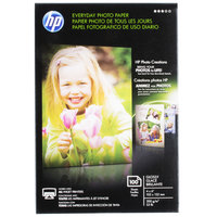 Hewlett-Packard CR759A 4 inch x 6 inch Glossy Everyday Pack of 53# Photo Paper