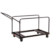 National Public Seating DYMU Multi-Use Folding Table Dolly