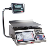 Tor Rey LSQ-40L 40 lb. Digital Price Computing Scale with Thermal Printer, Legal For Trade