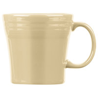 Homer Laughlin 1475330 Fiesta Ivory 15 oz. Tapered Mug   - 12/Case