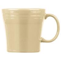 Homer Laughlin 1475330 Fiesta Ivory 15 oz. Tapered Mug   - 12/Case