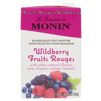 Monin 46 oz. Wildberry Fruit Smoothie Mix