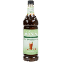 Monin 1 Liter True Brewed Espresso Concentrate