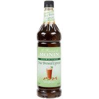 Monin 1 Liter True Brewed Espresso Concentrate