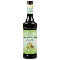 Monin 750 mL Chai Tea Concentrate