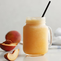 Monin 46 oz. Peach Fruit Smoothie Mix