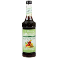 Monin 750 mL Peach Tea Concentrate