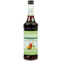 Monin 750 mL Lemon Tea Concentrate