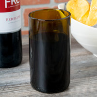 Arcoroc FJ062 16 oz. Amber Wine Bottle Tumbler by Arc Cardinal - 12/Case