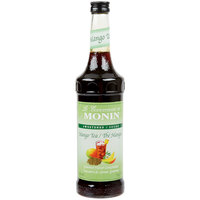 Monin 750 mL Mango Tea Concentrate