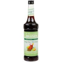 Monin 750 mL Mango Tea Concentrate