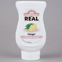 Real 16.9 fl. oz. Ginger Infused Syrup